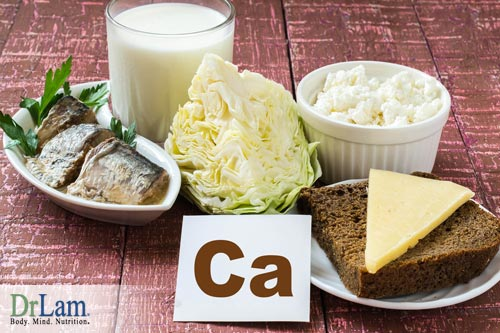 Calcium is one of the factors in Vitamin K benefits