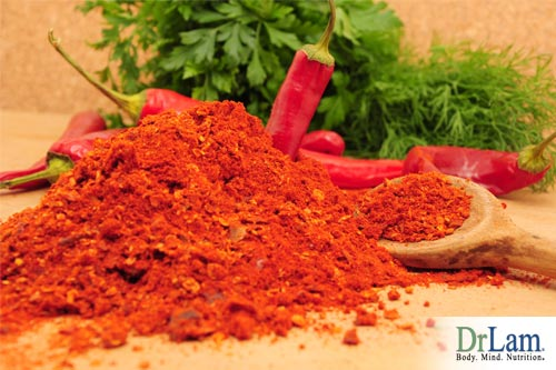 Cayenne peppers increase metabolism naturally