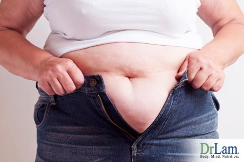 Unwanted weight gain can be caused by the stress continuum