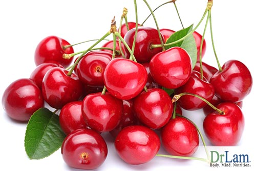 Try cherry benefits for improved health
