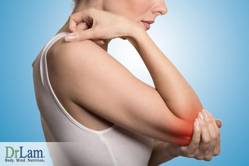 When the body's stress response is not shut off and chronic inflammation continues, the painful symptoms develop.