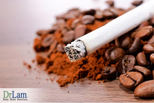 The stimulants effects of coffee and cigarettes