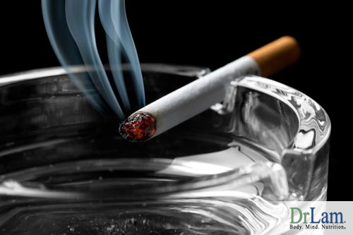 Constant smoking can trigger chronic inflammation