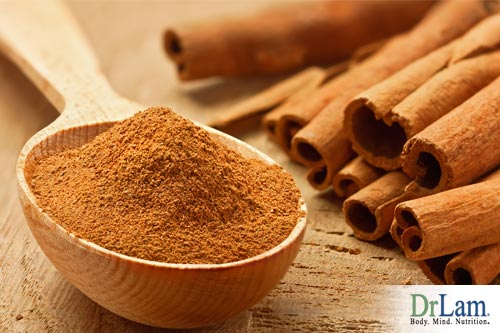 Using herbs and spices for resolving inflammation
