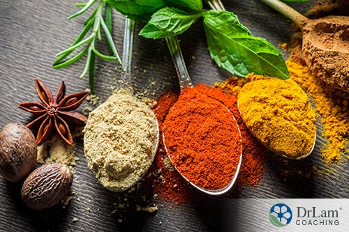 Circulation Boosting Nutrients from Foods and Herbs