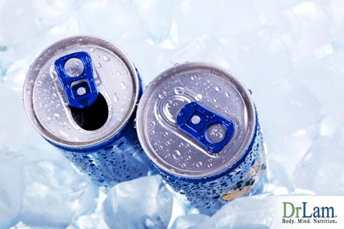 Cold drinks should be avoided when dealing with lone atrial fibrillation.