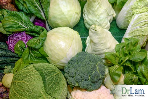 Cruciferous Vegetables are great for hormonal imbalance treatment
