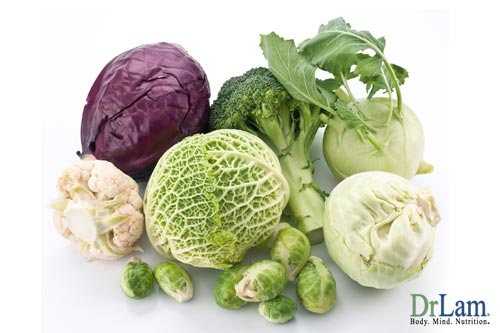 Cruciferous vegetables shrink fibroids