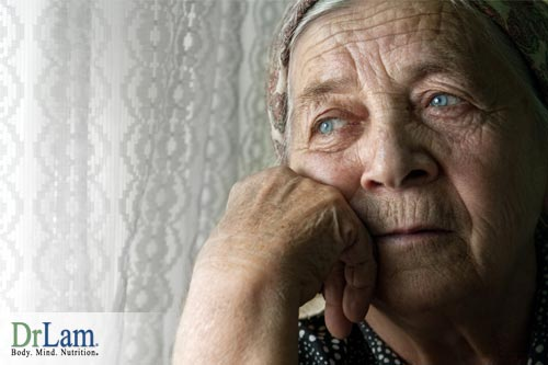 Death by loneliness and the elderly