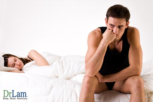 Declining sexual function is one of the andropause symptoms