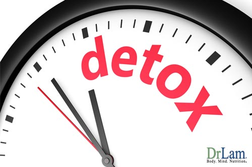 Detoxing can be link to what causes fatigue in the body