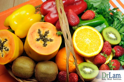 Vitamin c rich foods, which may explain vitamin c facts about phylogenetic expression of GLO