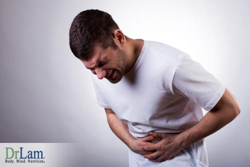 Many digestion and gastrointestinal issues can be attributed to adrenal gland problems