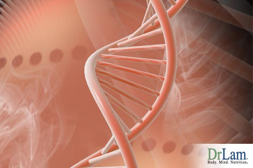 Your DNA shows what steps to take with an Anti-Aging program combating biological aging