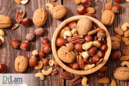 Nuts that grow from a tree can help you obesity