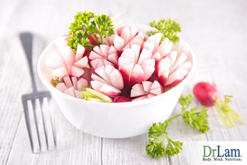 Adding radish nutrition to your diet
