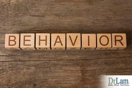 Shaping behavior takes effort