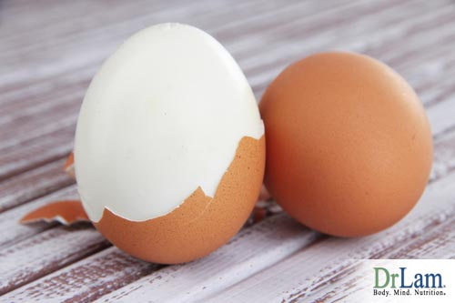Anti-Aging Help and eggs for breakfast