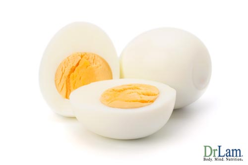 Eggs and understanding high cholesterol