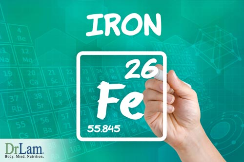 Excess iron and your health