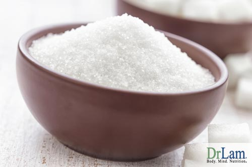 Reducing sugar can help you avoid gastrointestinal disorders