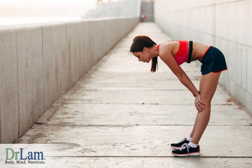 Exercise can help hormone imbalance symptoms