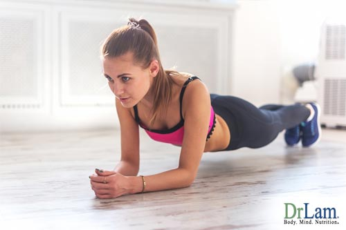 Exercise goes hand in hand with vitamins for endometriosis.