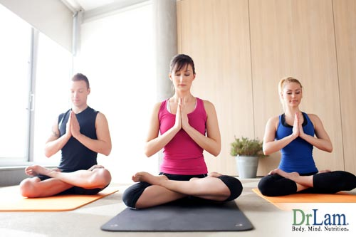 Yoga for Adrenal Fatigue Recovery