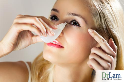 remedies for hayfever and eye relief