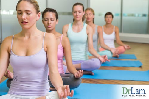Finding a teacher for the health benefits of yoga