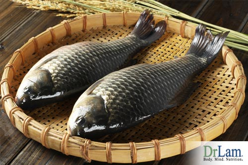 Different species of fish can have different fish allergens