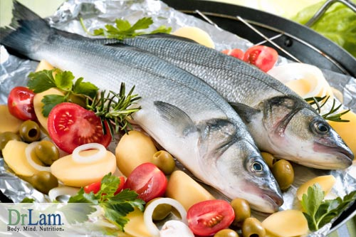 Fish are one of the healthiest meats