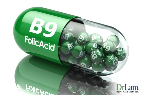 Elevated homocysteine levels can be lowered by daily supplementation with folic acid