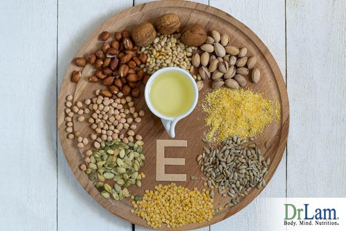 vitamin E health benefits can be found in nuts