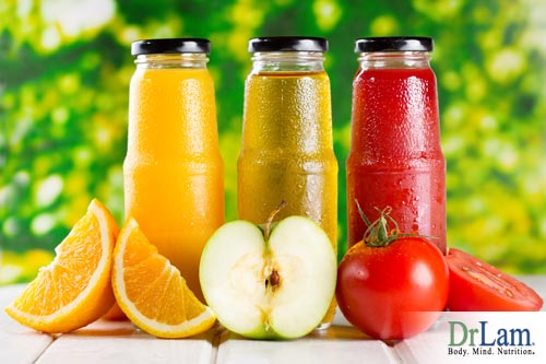 Benefits from fruits over fruit juices