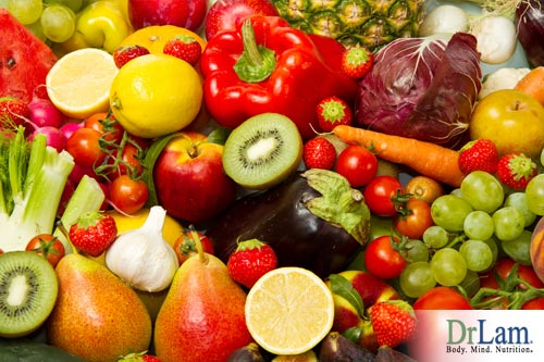 Fruits and vegetables for natural inflammation remedies