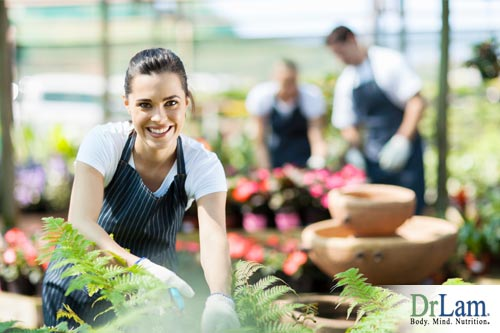 Treating adrenal fatigue can be as easy as gardening for therapy