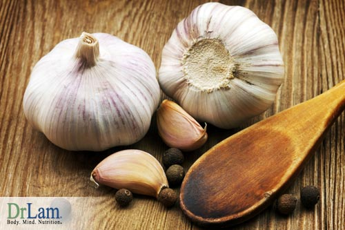 Garlic is a key nutrient - read on for our recommendations on recommended daily allowance