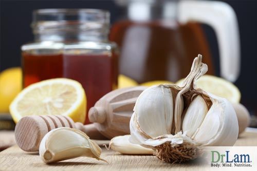 Garlic teat benefits your body in many ways.