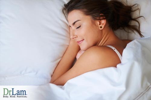 Sleep can be aided by cortisol supplements