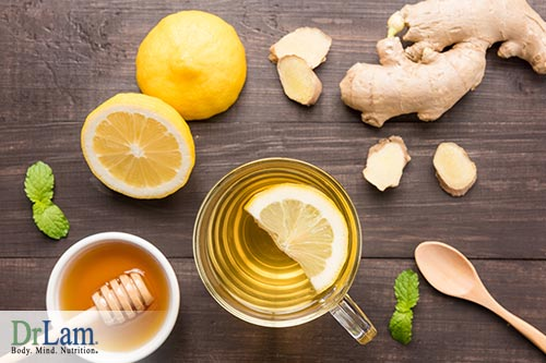 Ginger nutritional benefits you can make at home