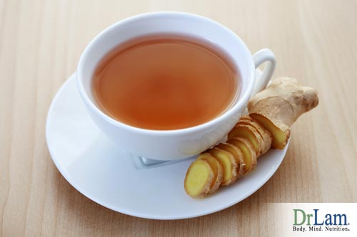 One stomach flu remedy to consider is ginger tea.