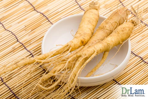 The ginseng plant and extracts
