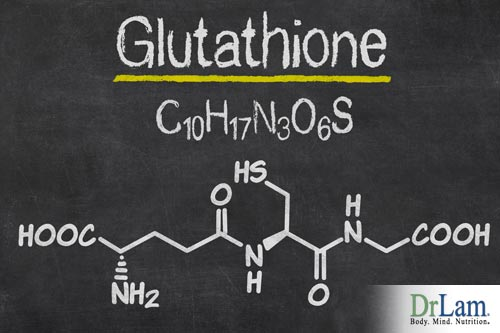 MTHFR support and glutathione