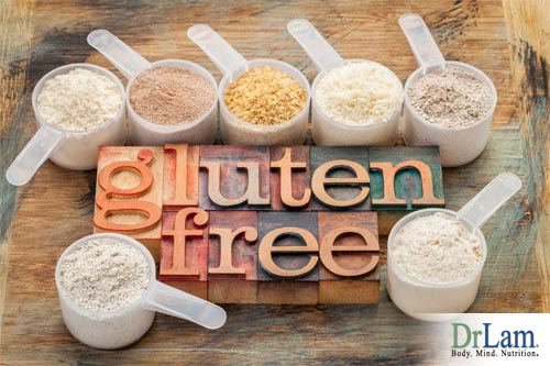 Inflammatory foods and ingredients such as gluten negatively affect your overall health including maintenance of healthy gut bacteria.