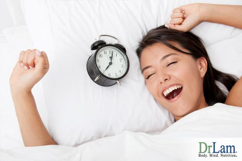 How to treat adrenal fatigue? Try going to bed on time