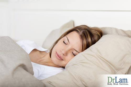 When the body is having trouble obtaining sleep, the risk of aging disorders increases significantly