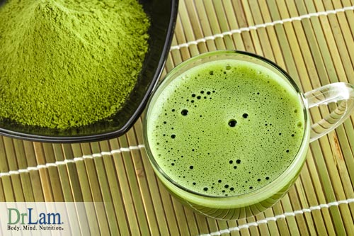 Green Tea can be effective but not always the best tea for detox