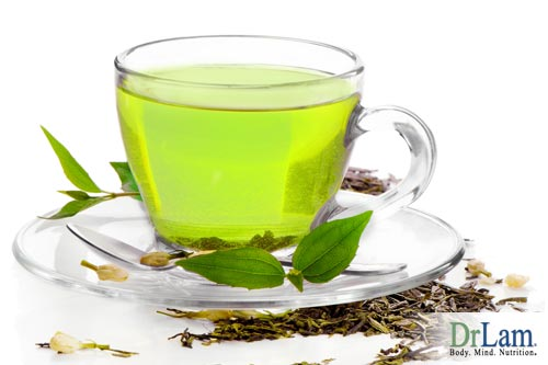 Green tea one of the many natural blood thinners