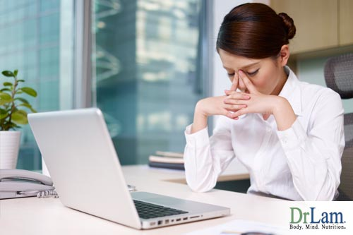 When we suffer from sources of work stress, our physical and emotional health are negatively affected